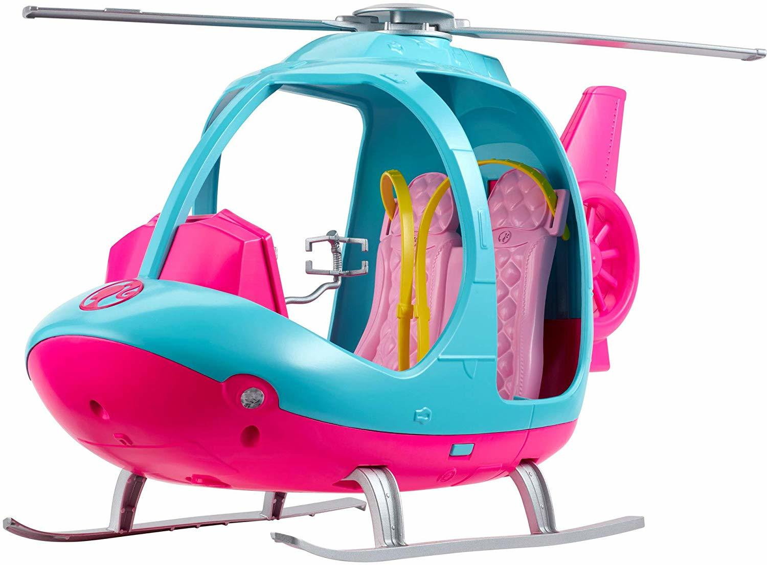 Barbie: Dreamhouse - Travel Helicopter image