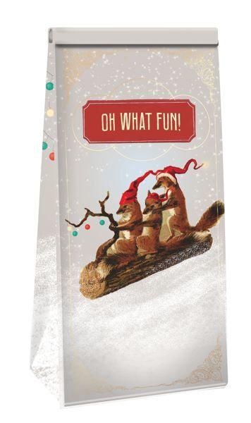 Papaya: Christmas Sweet Sack - Oh What Fun
