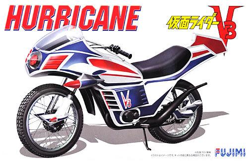 Fujimi: 1/12 Kamen Masked Rider V3: Hurricane - Model Kit