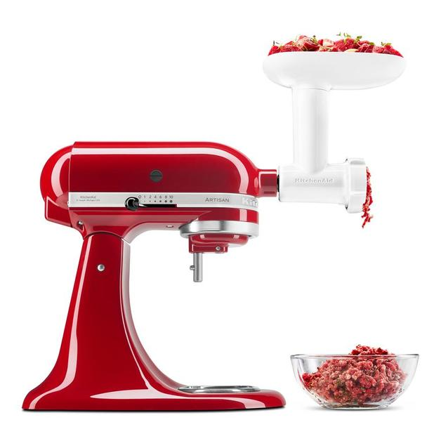 KitchenAid: Food Grinder/Mincer Attachment