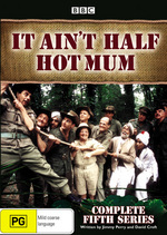It Ain't Half Hot Mum - Complete 5th Series on DVD