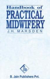 Handbook of Practical Midwifery by J.H. Mardsen image