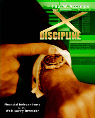 The X-Discipline by Paul W. Accampo image