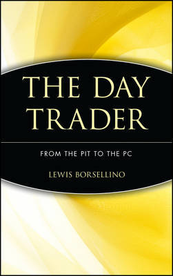 The Day Trader by Lewis J. Borsellino image