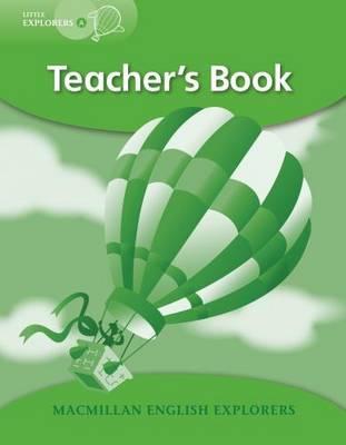 Little Explorers A Teachers Book by Louis Fidge image