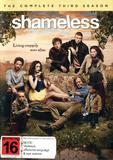 Shameless - The Complete Third Season DVD