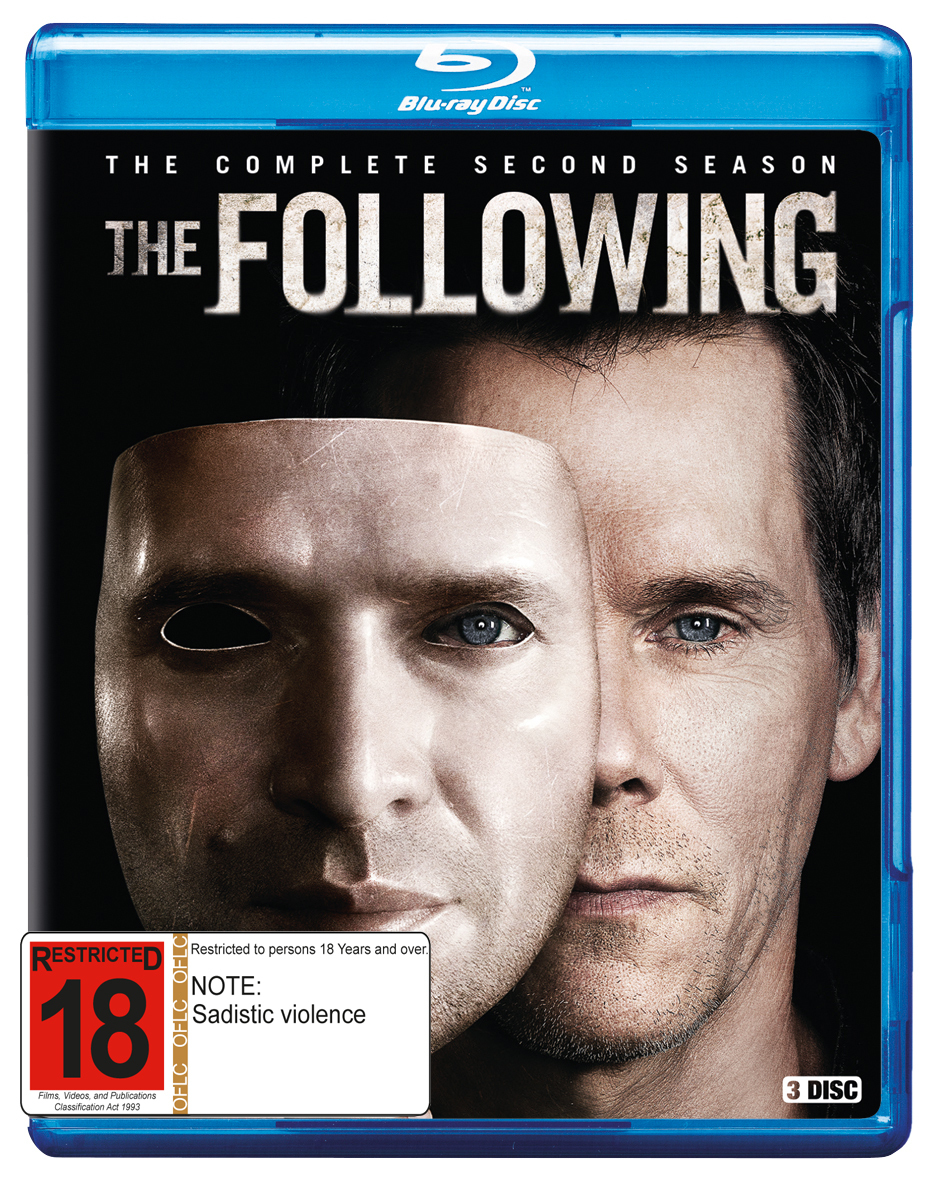 The Following - The Complete Second Season on Blu-ray image