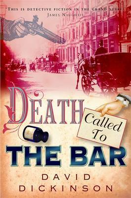 Death Called to the Bar by David Dickinson image