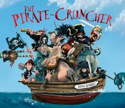 The Pirate Cruncher by Jonny Duddle image