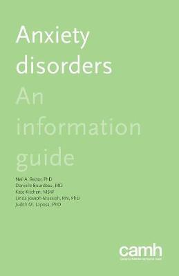 Anxiety Disorders by Neil Rector