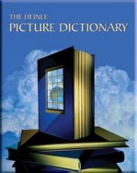 Heinle Picture Dictionary Portuguese by Heinle image