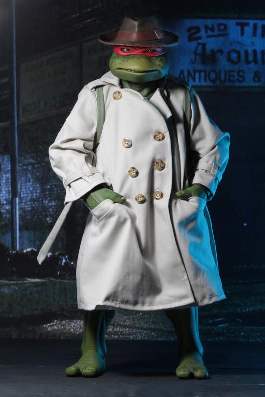 Teenage Mutant Ninja Turtles: Raphael (1990 Movie) - 1:4 Scale Action Figure