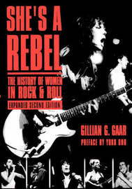 She's a Rebel by Gillian G. Gaar image