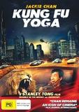 Kung Fu Yoga on DVD