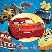 Cars 3 – My First Puzzle Book