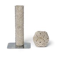 Speks: Magnetic Balls Desk Toy - Silver
