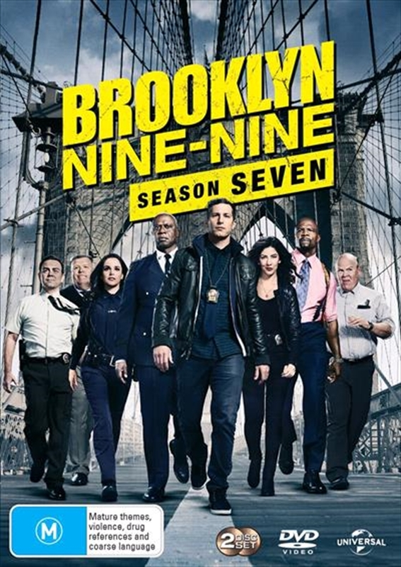 Brooklyn Nine-Nine - The Complete Seventh Season on DVD