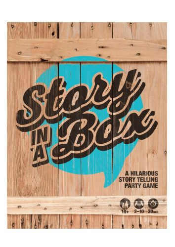 Story in a Box - Party Game