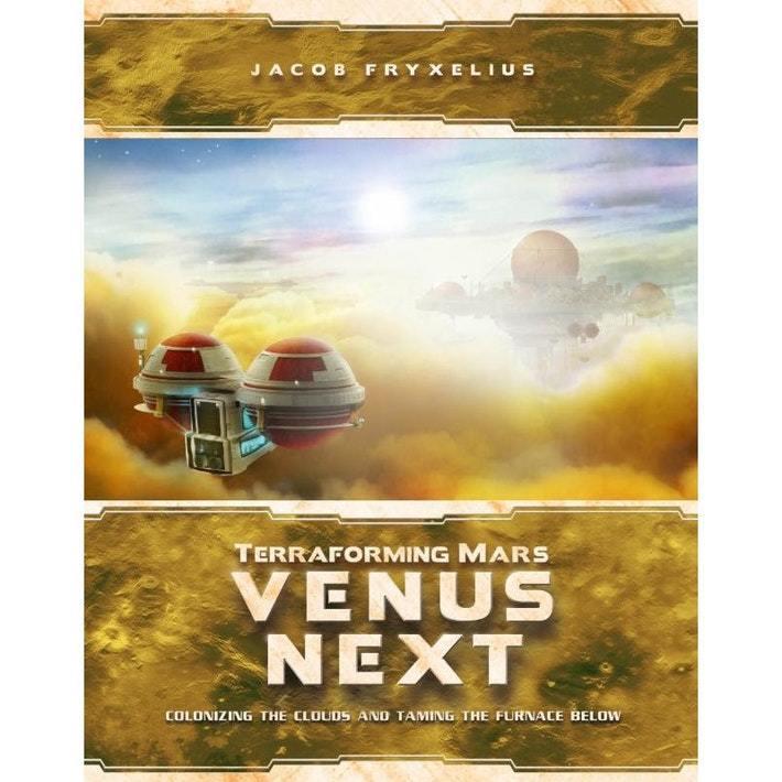 Terraforming Mars - Venus Next image