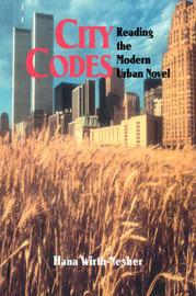 City Codes by Hana Wirth-Nesher image