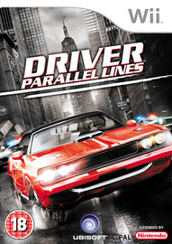 Driver: Parallel Lines for Nintendo Wii image