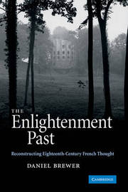 The Enlightenment Past by Daniel Brewer image