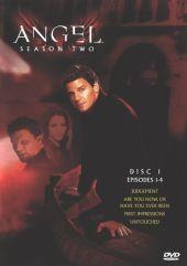 Angel Season 2 - Disc 1 on DVD
