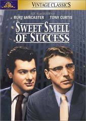 Sweet Smell of Success on DVD