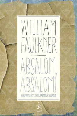 Absalom, Absalom! by William Faulkner image