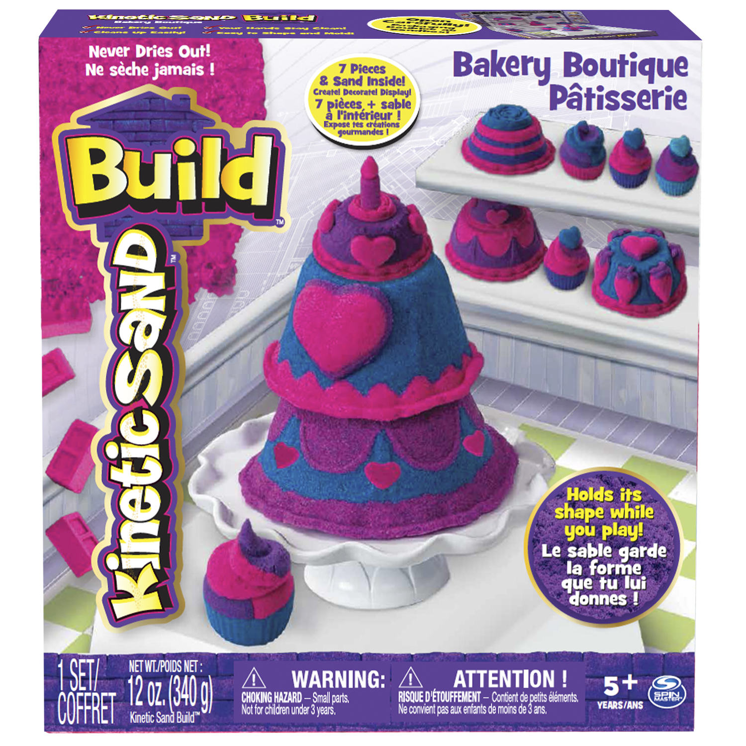 Kinetic Sand: Build - Bakery Boutique