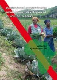 Institutional Constraints to Small Farmer Development in Southern Africa image