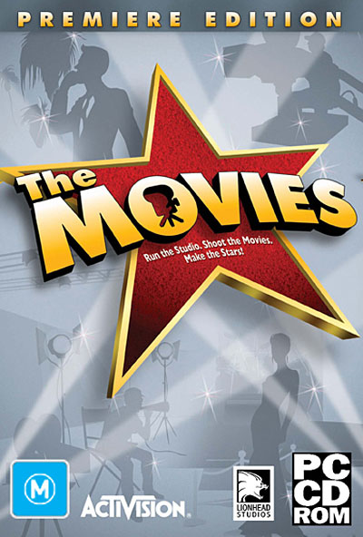 The Movies Premiere Edition for PC image