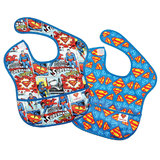 DC Comics SuperBib 2 Pack - Superman