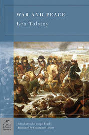War and Peace (Barnes & Noble Classics Series) by Leo Tolstoy image