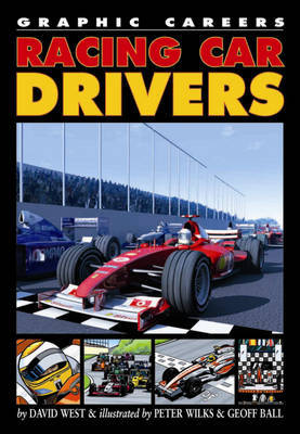 Racing Car Drivers by David West image