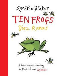 Quentin Blake's Ten Frogs / Diez Ranas by Quentin Blake image