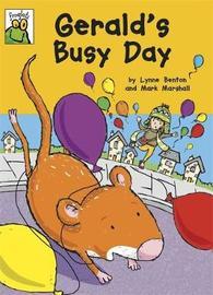 Froglets Gerald's Busy Day by Lynne Benton