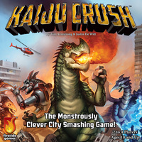 Kaiju Crush - Board Game