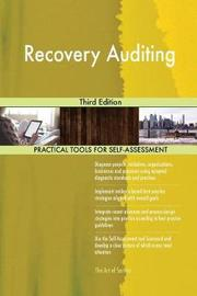 Recovery Auditing Third Edition by Gerardus Blokdyk