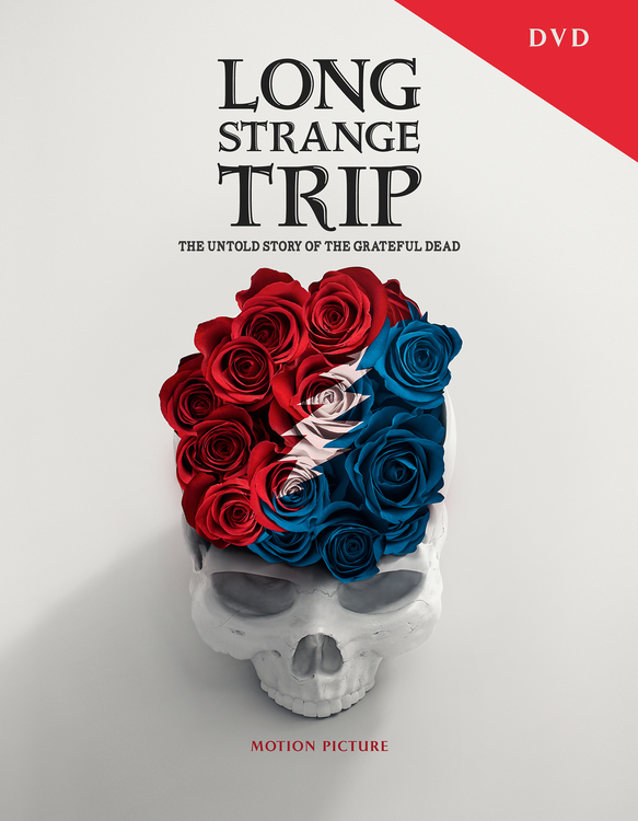 Long Strange Trip: The Untold Story Of by The Grateful Dead