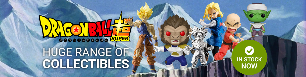 Huge Amount Dragon Ball Collectibles - In Stock Now!