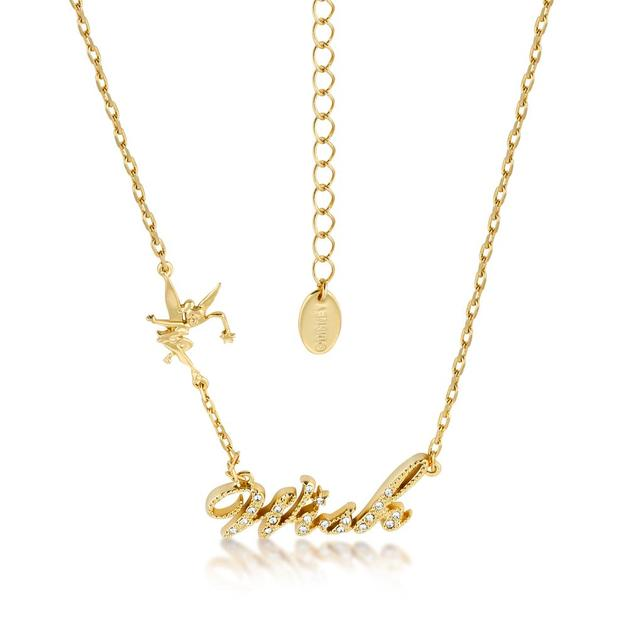 Couture Kingdom: Disney - Junior Wish Necklace (Yellow Gold)