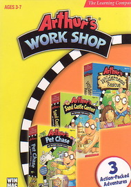 Arthur's Workshop (3 Pack) for PC Games image