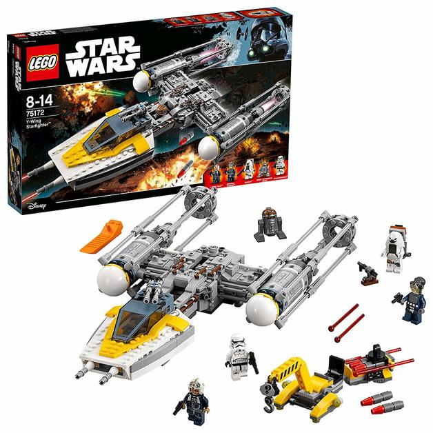 LEGO: Y-Wing Starfighter (75172)