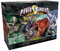 Power Rangers - Heroes of the Grid - Villain Pack #1 Expansion