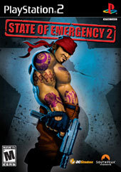 State of Emergency 2 for PS2