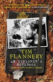 An Explorer's Notebook by Timothy Flannery image