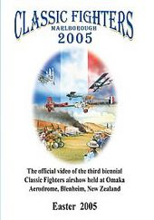 Classic Fighters Marlborough 2005 on DVD