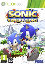 Sonic Generations (Classics) for Xbox 360