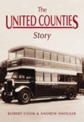 The United Counties Story by Robert Cook image